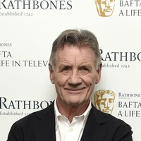 Sir Michael Palin says Donald Trump has 'outdone the satirists'