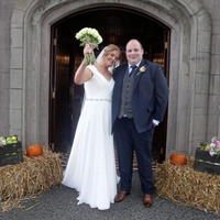 Co Armagh woman who rearranged wedding in three hours to beat new Covid restrictions says `I do'