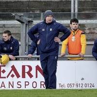 Promotion the only show in town for Antrim hurlers