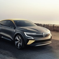 Renault signals next stage of its EV plans with Megane eVision