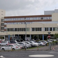 Surge in Covid admissions and nursing shortages leaves Craigavon Area Hospital at 'breaking point', claim