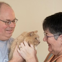 Cat found and returned to owner three years after escaping from home