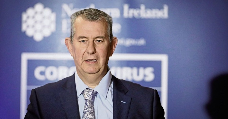 DUP's Edwin Poots no stranger to controversy