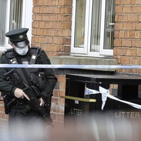 Two arrested after suspicious objects discovered in Lurgan