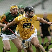 The stress was worth clinching promotion: Antrim boss Darren Gleeson