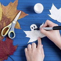 Leona O'Neill: Get kids crafting Halloween stuff over this not-lockdown period
