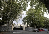 Trees outside Belfast's Chinese Consulate are 'health and safety concern'