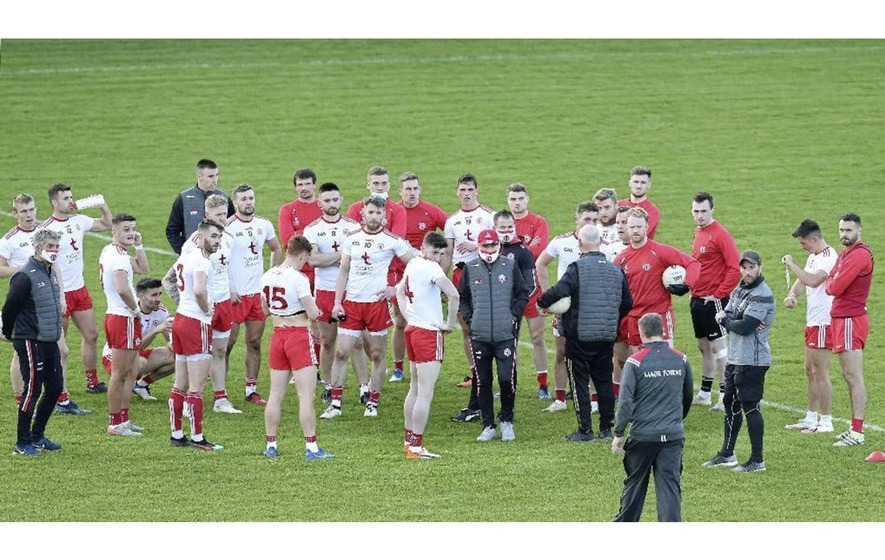 Tyrone captain Mattie Donnelly knows they must go up levels to avoid drop