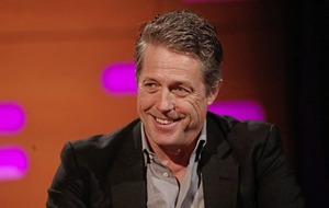 Hugh Grant: Niceness is possibly just a veneer that we put on top of our evil natures