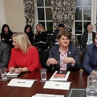 Arlene Foster urged to 'rein in' Edwin Poots