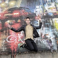 Why Riverdance lead Jason O'Neill's been performing around the streets of Belfast