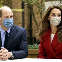 Kate praises photo of health workers that captured hospital life in lockdown