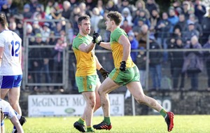 No McBrearty for Kerry says Donegal boss Declan Bonner as Hugh McFadden forecasts 'humdinger' in Tyrone Championship clash