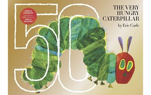William Scholes: From The Very Hungry Caterpillar to Lord of the Flies in a flick of the page and the blink of an eye