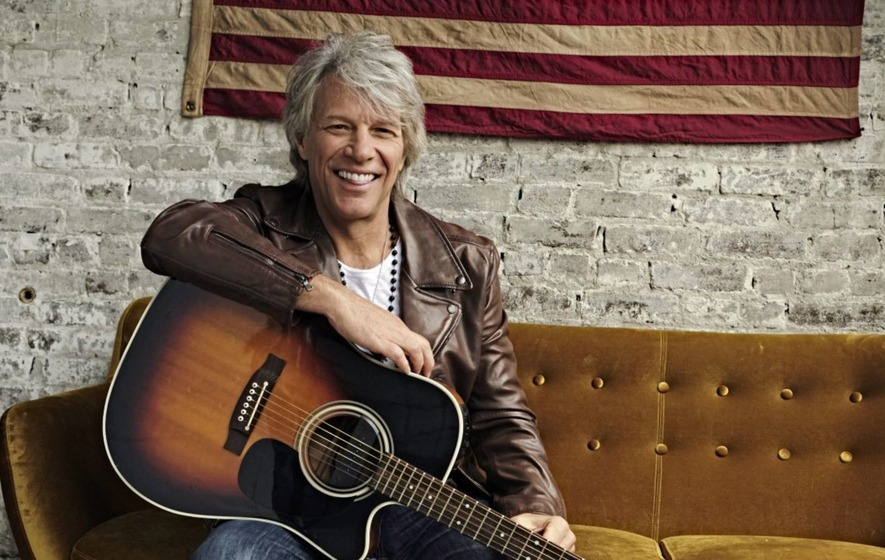 Jon Bon Jovi: There are sparks flying already. You can just see it