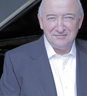 Irish pianist John O'Conor on not knowing Bono, opera with horses and wrestling