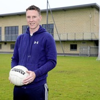 Former Down forward John Clarke hoping for move into coaching world after hanging up boots