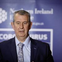 Edwin Poots refuses to apologise for Catholic coronavirus comments, saying 'bad behaviour' spreads the virus