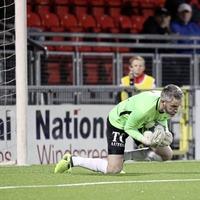 Ballinamallard United keeper John Connolly voices frustration with lockdown plans
