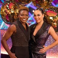 Nicola Adams and Katya Jones' first same-sex routine on Strictly revealed
