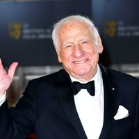 Mel Brooks shares 'first-ever' political video to back presidential nominee
