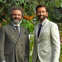 Michael Sheen and David Tennant back for more episodes of lockdown comedy Staged