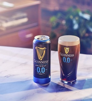 It's Guinness - but not as we know it - as brewer launches zero-alcohol stout