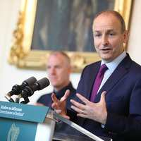 Micheál Martin says border poll 'not on government agenda for next five years'