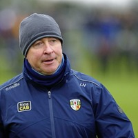 For the good of the game... Antrim manager Lenny Harbinson brokers deal to play Waterford game on neutral ground