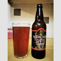 Craft Beer: McCrackens Irish Red Ale and Chocolate and Vanilla Irish Stout