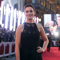 No premiere, no problem: Anne Hathaway celebrates The Witches on Harrods rooftop