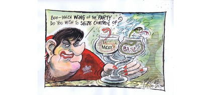 DUP poisoned chalice