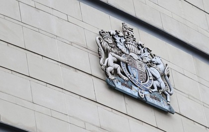 Man who repeatedly kicked pregnant partner on ground is jailed for five months