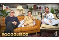 Line Of Duty cast swap interrogation room for sofa for charity Gogglebox episode