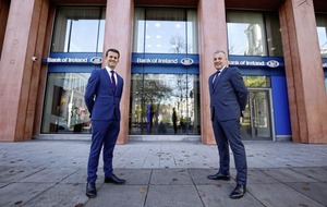 Bank of Ireland opens new Belfast city centre branch