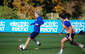 Northern Ireland women prepare for Euro qualifier trip to Belarus