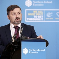 Robin Swann expressed 'deep concern' at postponement of cancer surgeries