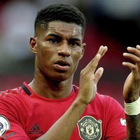 Marcus Rashford supports west Belfast cafe's free kids' meals