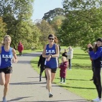 Thousands participate in virtual Dublin marathon