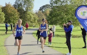 Thousands participate in virtual Dublin marathon