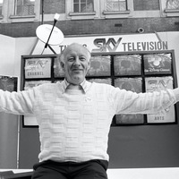 Frank Bough was a veteran BBC presenter before scandal ruined his career