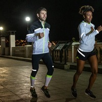 Running gear firm Brooks uses 'vision science' to make runners easier to spot
