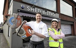 Shed Bistro on Ormeau Road expands after £150,000 investment