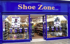 Shoe Zone warns 90 shops could shut if government doesn't move on business rates