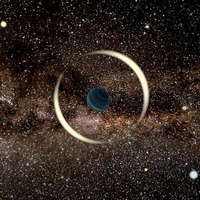 'Free-floating' planet unattached to any star found in the Milky Way