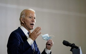 Joe Biden recites Seamus Heaney poem in campaign video