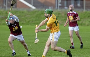 Carlow presents crunch clash for Antrim hurlers