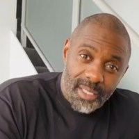Idris Elba recalls inspirational meeting with Full Monty star Paul Barber