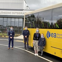 Masks delivered to schools after becoming mandatory for over 13s on transport
