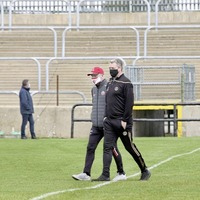 Frank Burns: future should be for Mickey Harte to decide